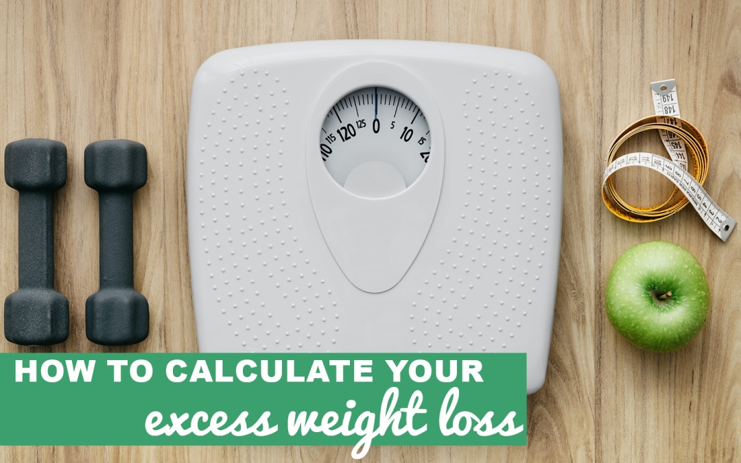 You're measuring the wrong thing! How to calculate your % excess body weight lost.